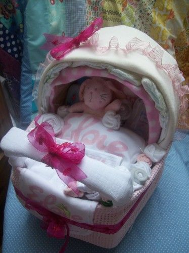 Nappy/ Diaper Carriage