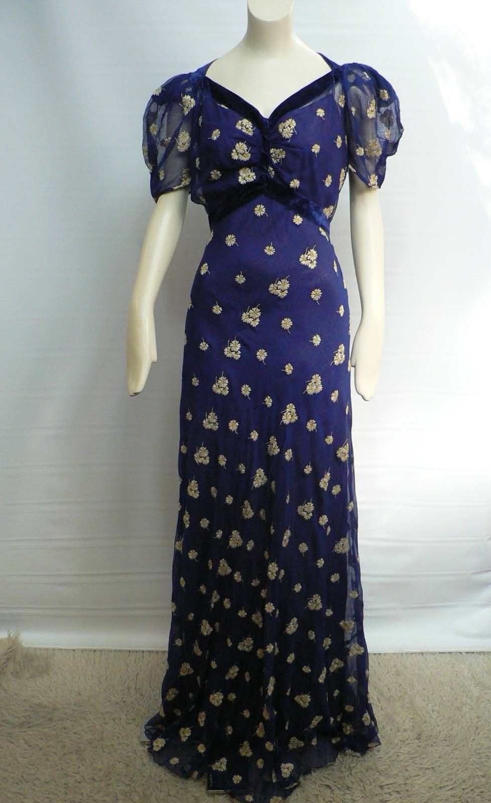 1930s style evening dresses uk only ebay