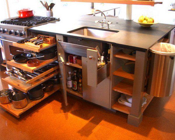 16 Super Smart Kitchen Storage Ideas You Must See