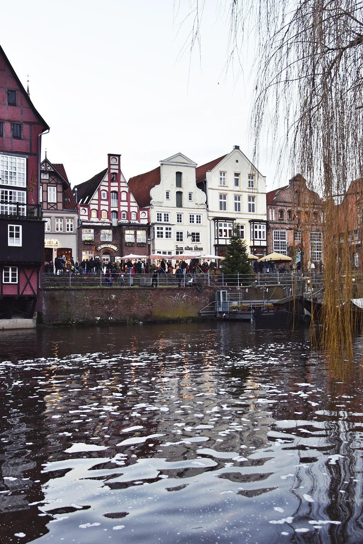 Norddeutsche Weihnacht Ein Adventsausflug In Die Weihnachtsstadt Luneburg Germany Travel Places To Visit Travel Living
