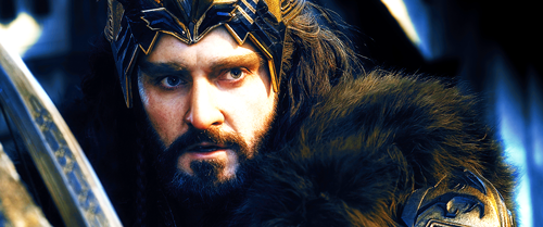 Thorin in new HD screencaps from the trailer