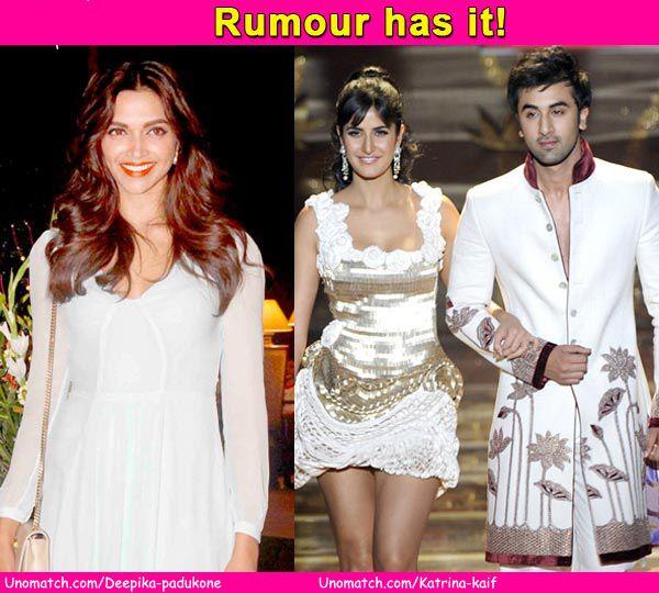 Deepika Padukone to attend Ranbir Kapoor-Katrina Kaif's ...