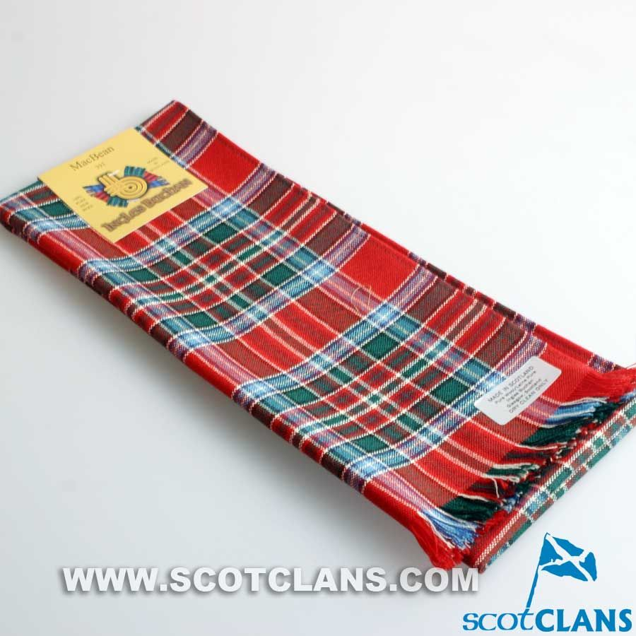 Buchanan 100 /% Pure Wool Traditional Tartan Ribbon 1 Inch x 54 Inches