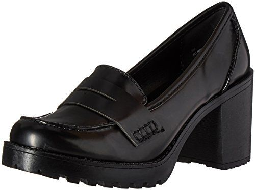 4bc1678aaab4d Dolce by Mojo Moxy Womens Jukebox Penny Loafer Black 85 B US ** For ...