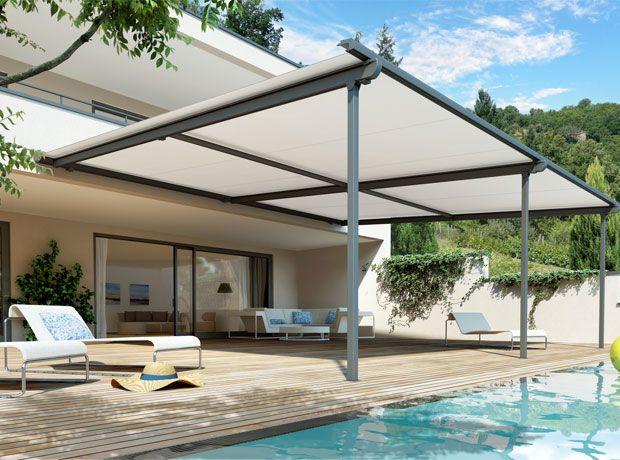 Tende da sole per terrazzi Pergolino P3500 | Tende da sole ...
