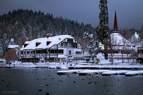 Lake Arrowhead, ca that's where were moving too  ♡ | Our new home