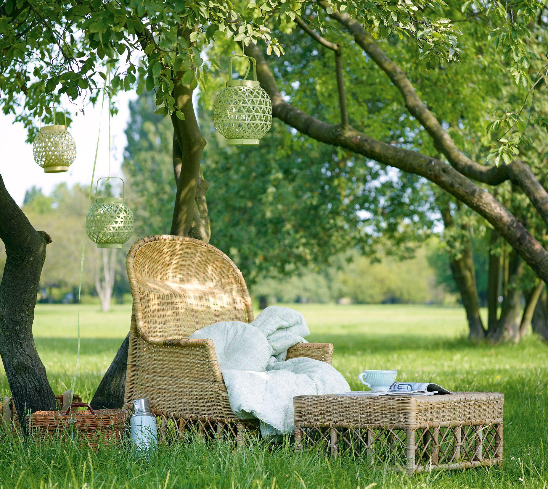 ALTES ORIGINAL Besonders schöner Kolonialsessel für Wintergarten