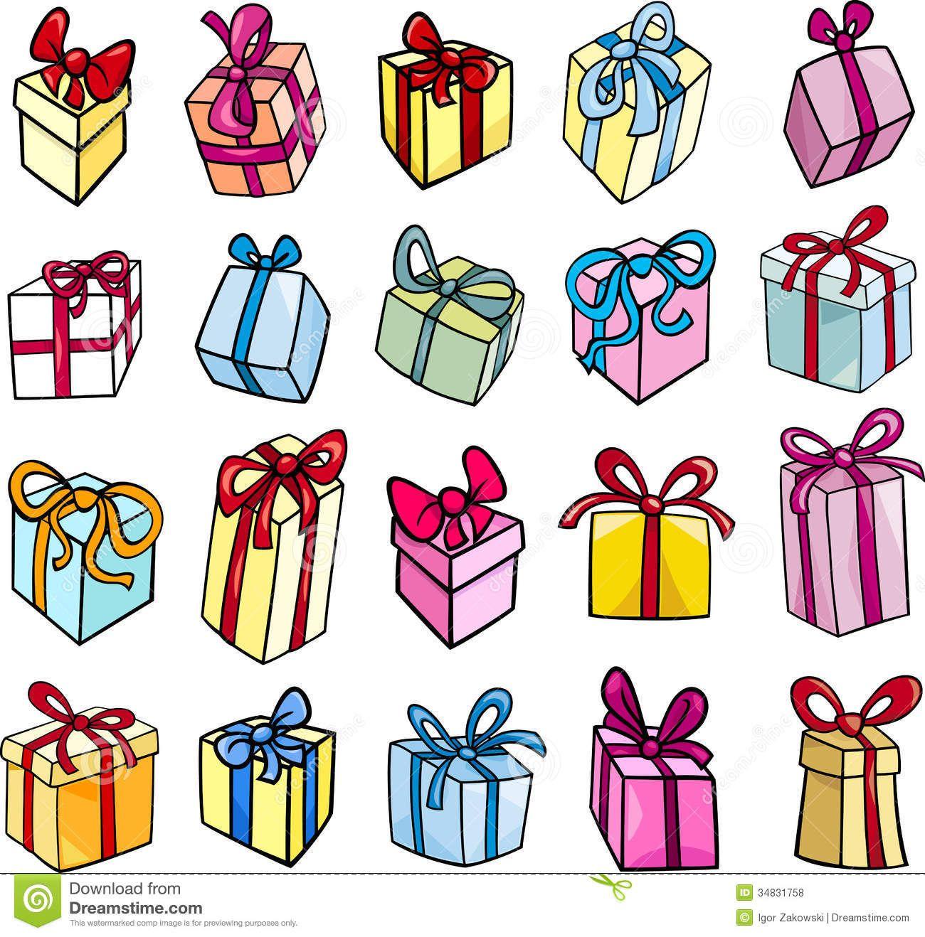 Christmas or birthday gift clip art set download from over 53 christmas or birthday gift clip art set download from over 53 million high quality stock negle Gallery