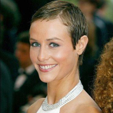 Cécile de France et ses cheveux courts Short hair styles