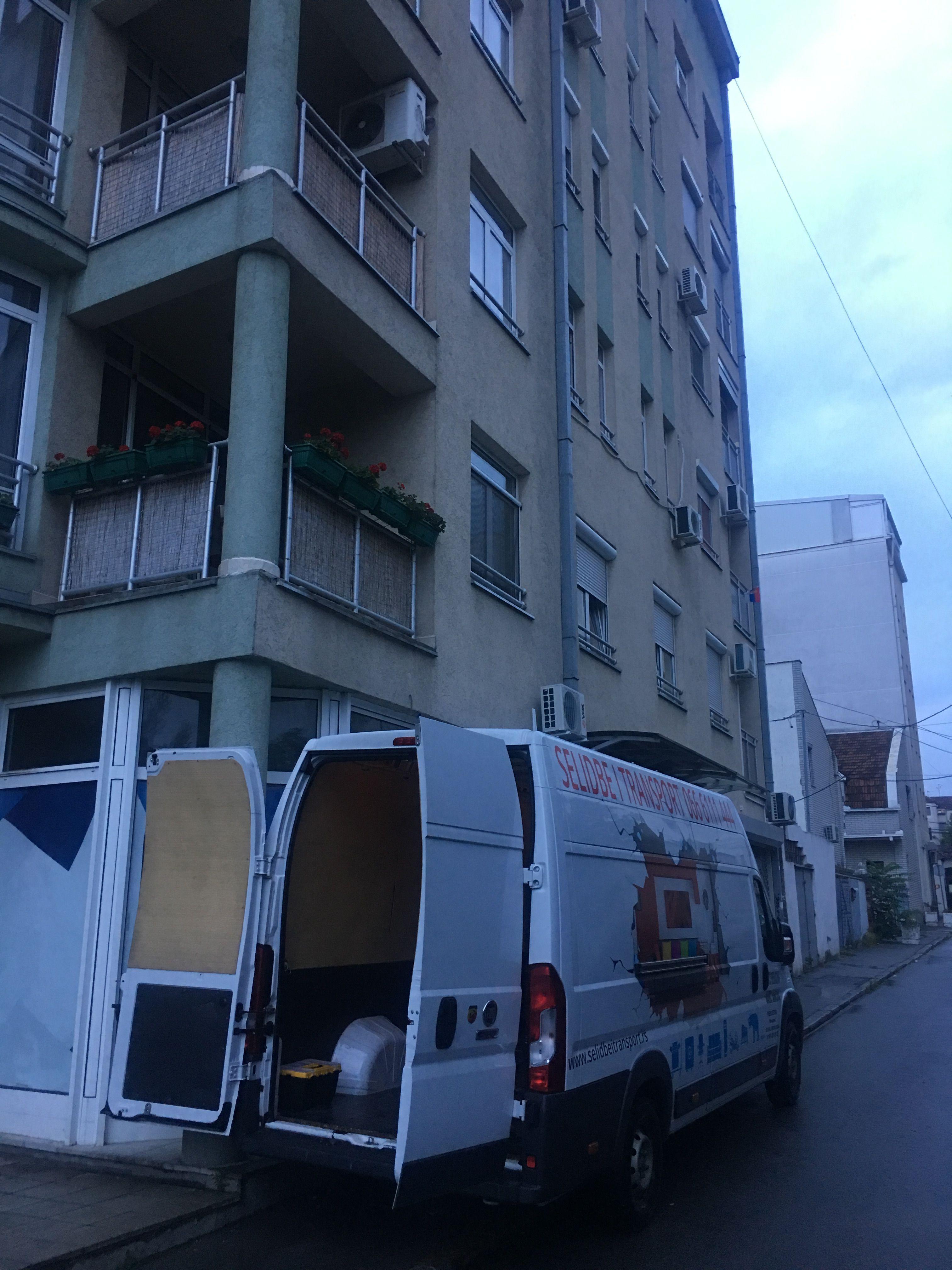Selidbe Transport Kombiprevoz Selidbe Transport Kombi Kamion  # Muebles Doo Beograd