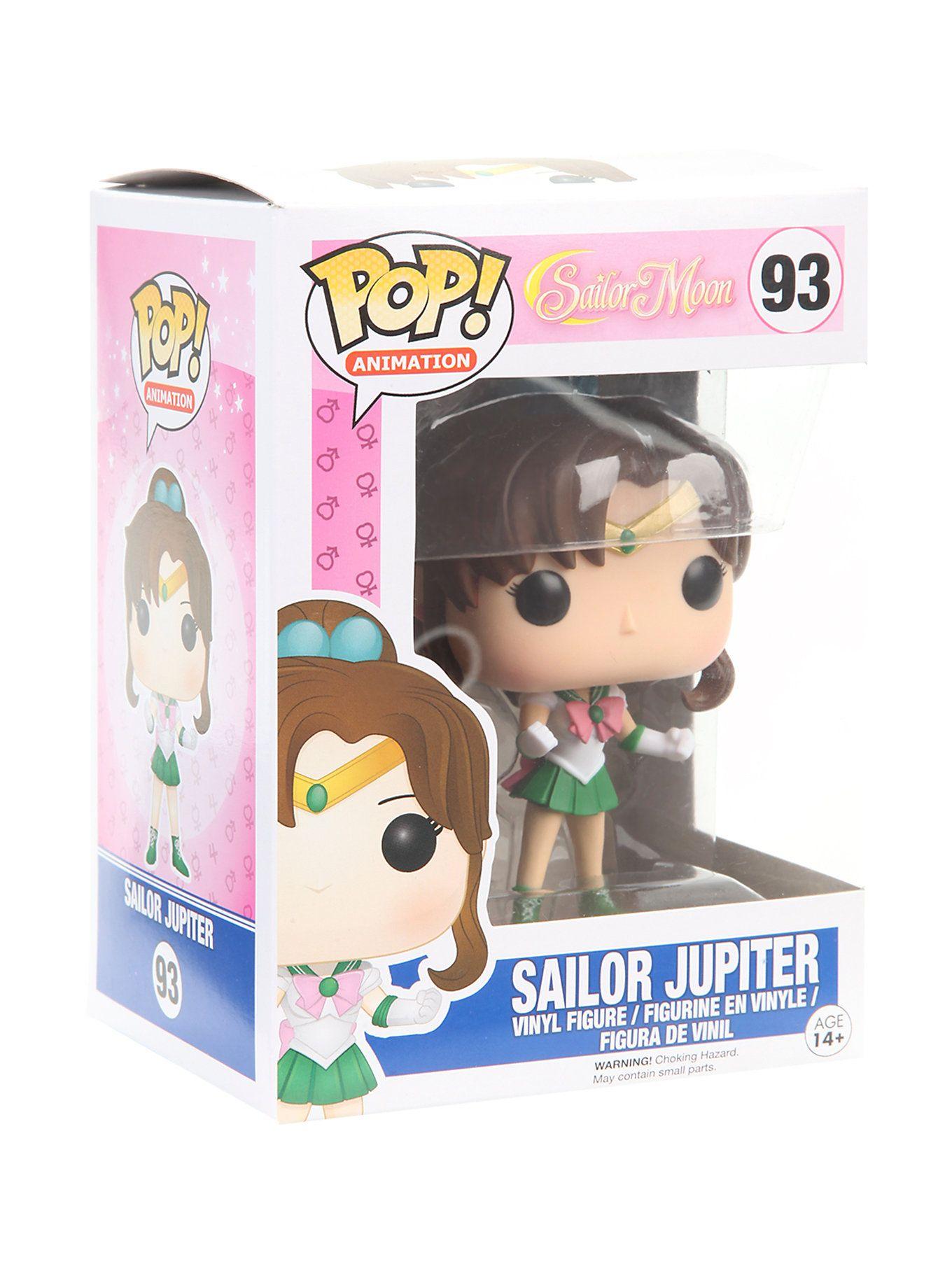Funko Sailor Moon Pop! Animation Sailor Jupiter Vinyl