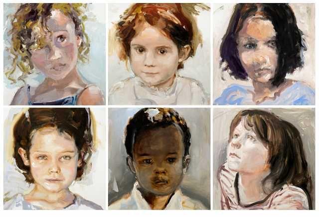 Philip Knipscheer Cursus Portretschilderen Gevorderden