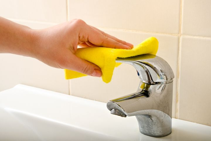 ChemicalFree Cleaning Tips Cleaning hacks, Chemical