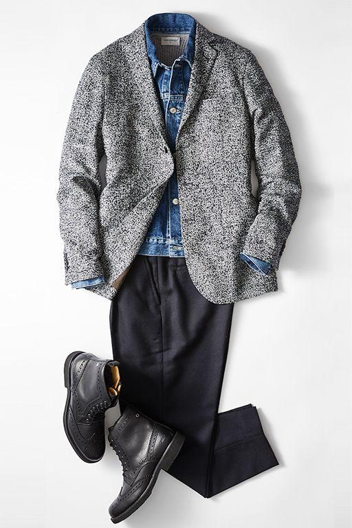 軽快感やスポーティさが重視されてきた昨今のメンズファッション。だが、その潮目がここにきて変わりつつある。そんな時代の変換期に選ぶべきカジュアルシューズとは、どんな一足なのか。リーガルがこの秋冬提案する新作シューズは、その問いに明確な答えを示
