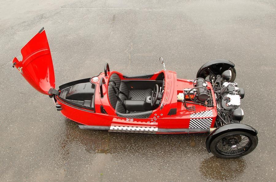 Image result for morgan three chassis | MORGAN 3 TRIKE | Pinterest ...
