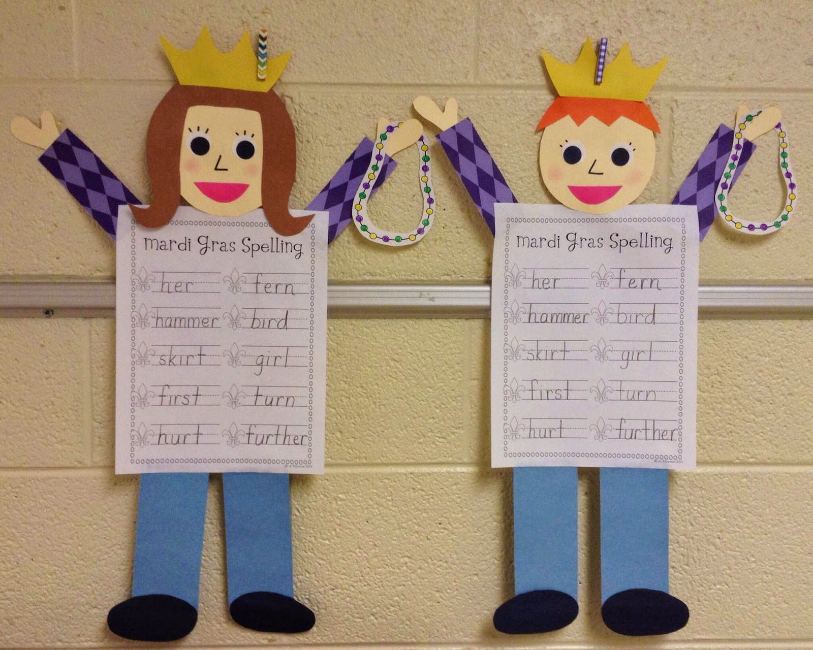 Let The Good Times Roll Mardi Gras In The Classroom