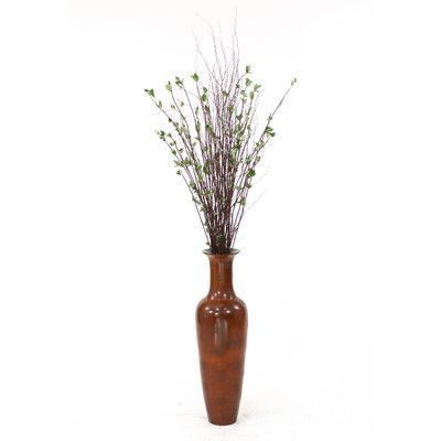 Distinctive Designs Birch Branches (Drop In) Floor Plant in Decorative Vase
