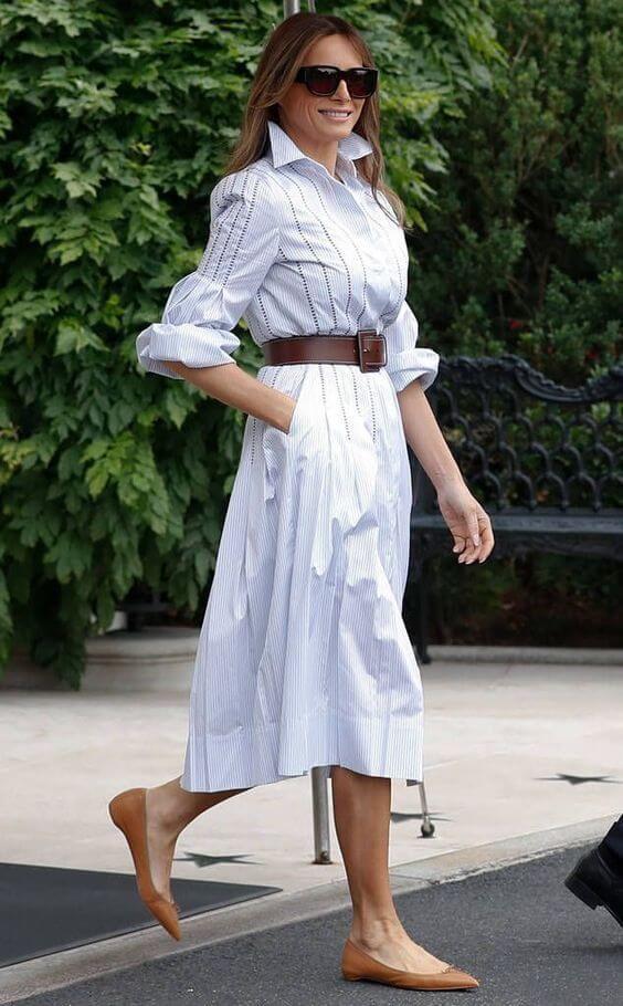Модная одежда для женщин 50 лет на лето 2020 + 37 фото ...