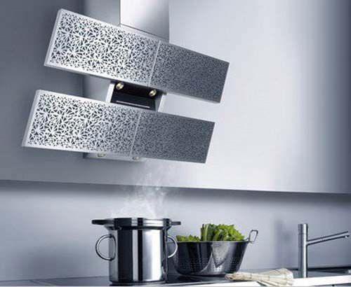 Hotte de cuisine murale / avec éclairage intégré ARTE Exklusiv