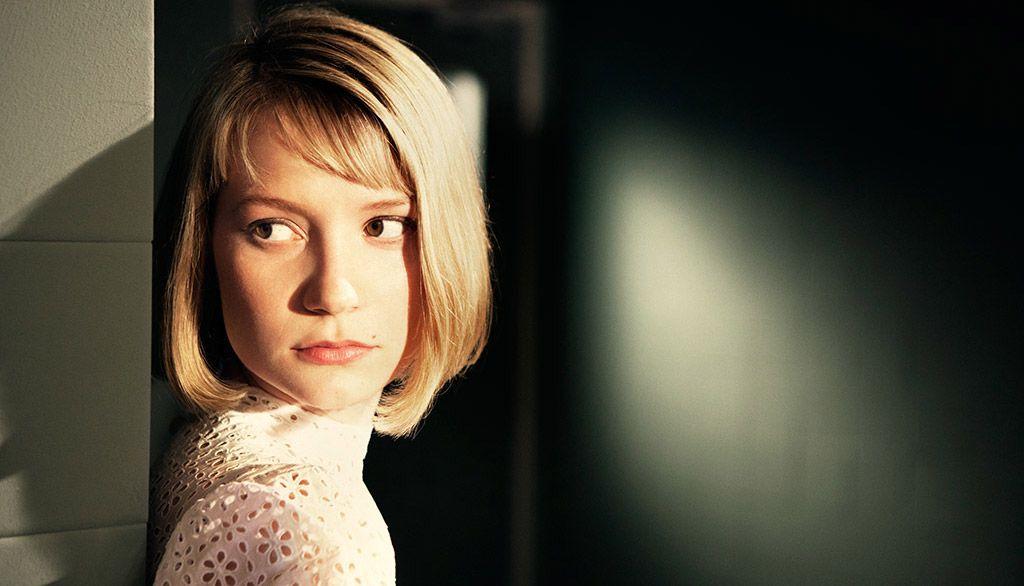 The Double Mia Wasikowska