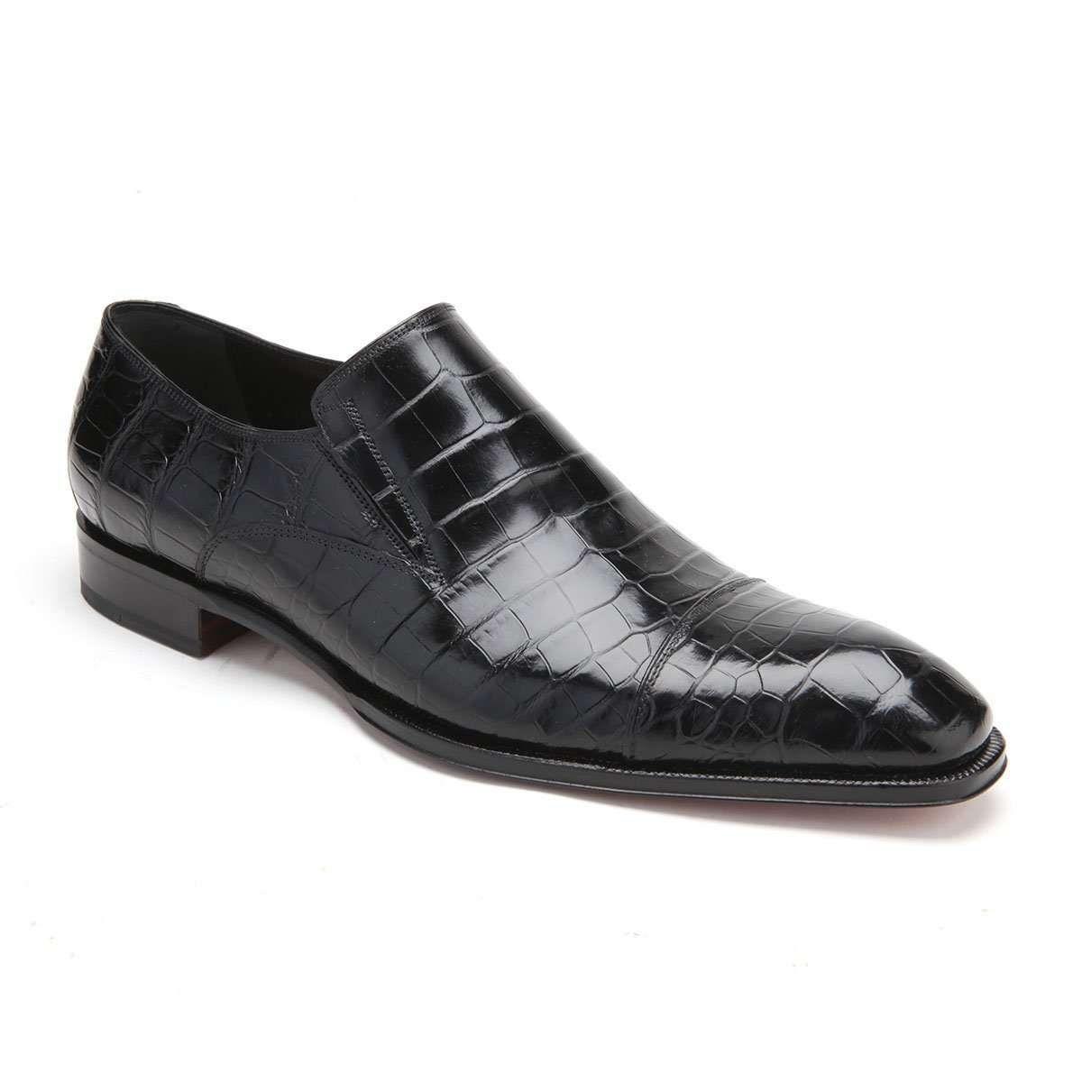 Caporicci Men S Luxury Italian Designer Shoes Black Alligator Loafers Art943 Cap1028 In 2021 Italian Shoes For Men Mens Shoes Black Dress Shoes Men [ 1200 x 1200 Pixel ]