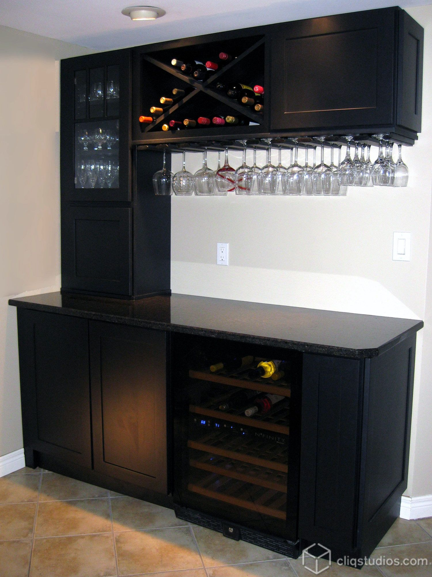 This Basement Bar Creates A Great Space For Serving And Entertaining The Custom Desig Kitchen Cabinet Design Basement Bar Design Kitchen Designs Photo Gallery