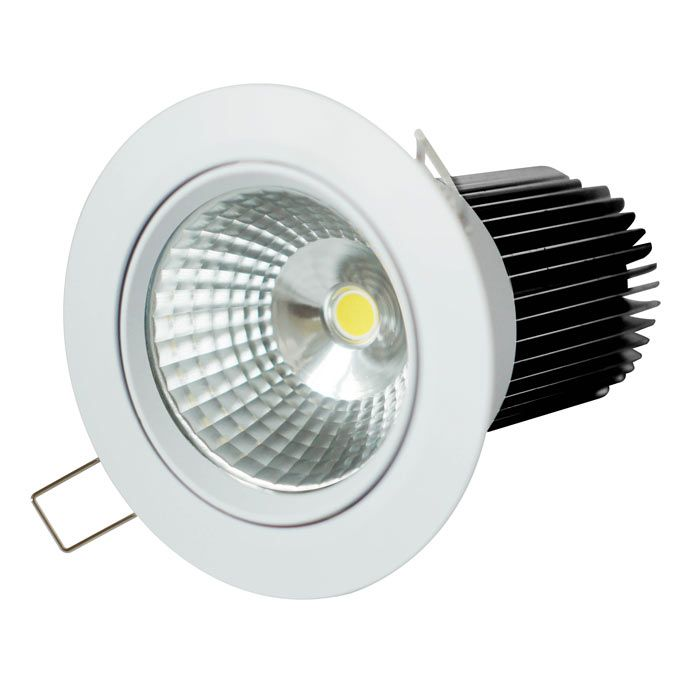 Cob Led Downlight 10w Cob Led Downlights Ce Rohs Saa 1 Industrial Led Lighting Led Down Lights Led
