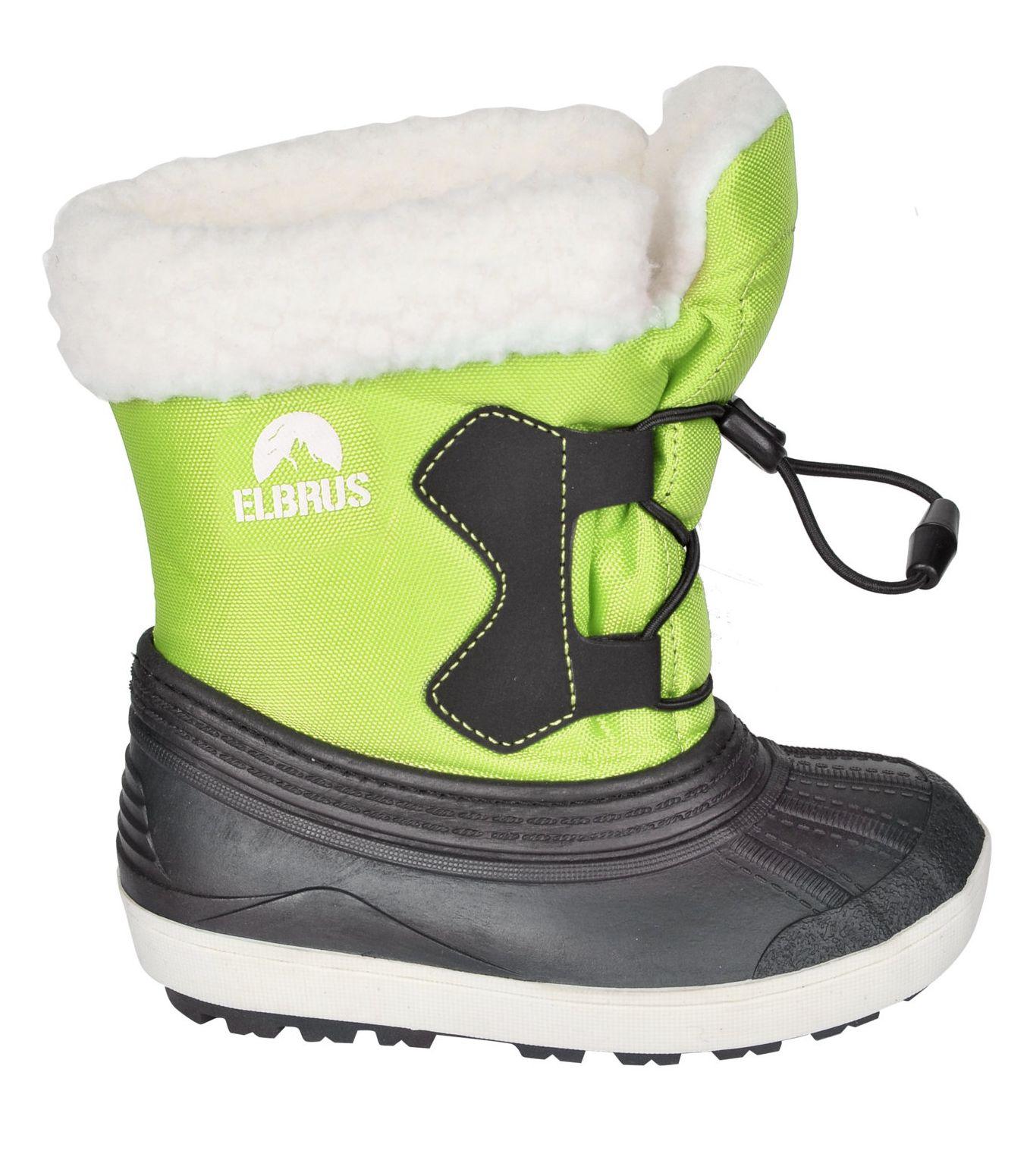 Sniegowce To Idealne Buty Dla Dzieci Na Zimowe Dni Sprawdza Sie I Na Sniegu I Podczas Deszczu Elbrus Boots Winter Boot Shoes