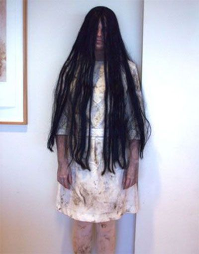 Creative Unique Scary Halloween Costume Ideas For Girls Women 2013 2014 7 Really Scary Halloween Costumes Diy Halloween Costumes Easy Scary Halloween Costumes