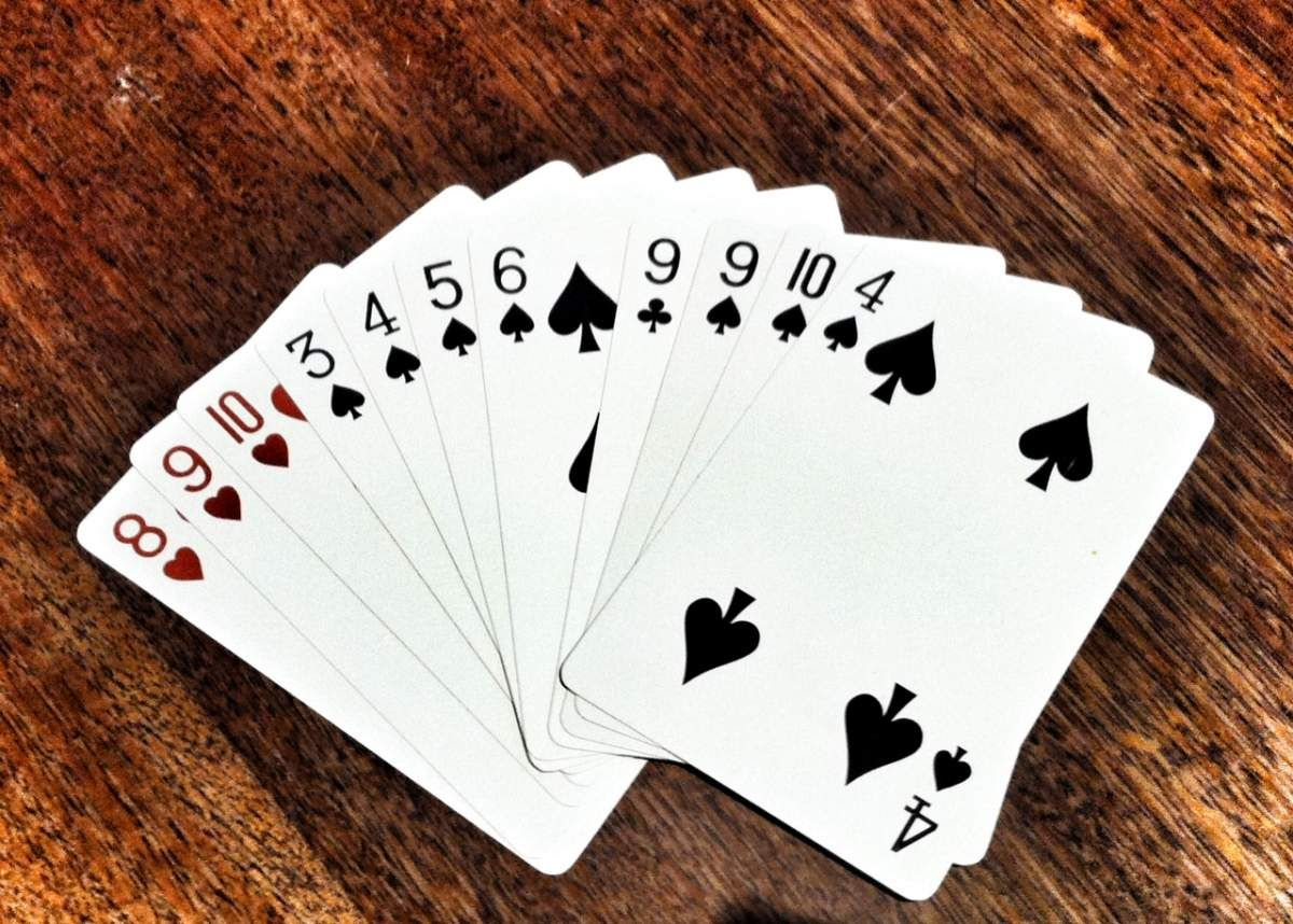 Frustration Card Game Rules for Camping Fun card games
