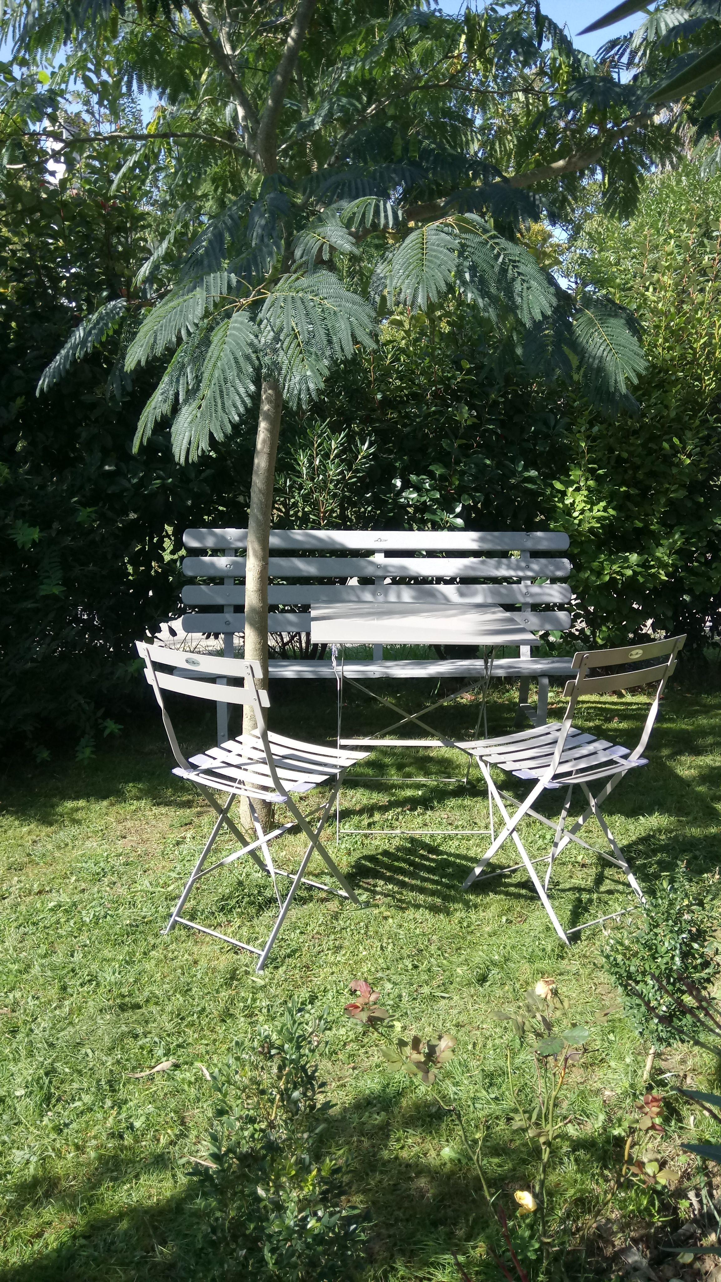 Épinglé par Alice\'s Garden sur Détente dans mon jardin | Mobilier ...