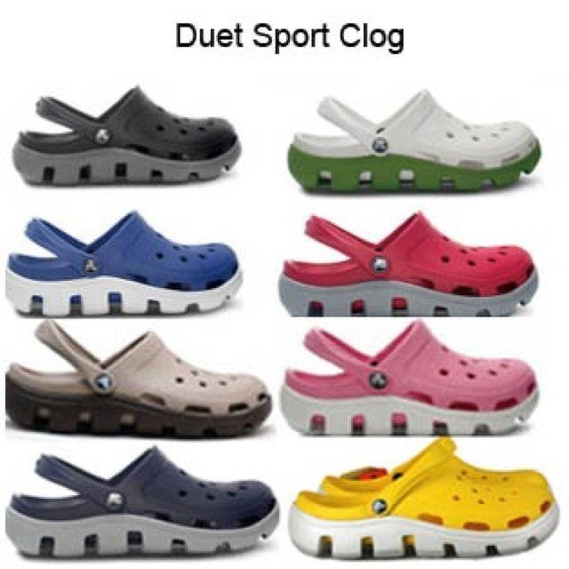 Crocs - Duet Sport Clog   Crocs