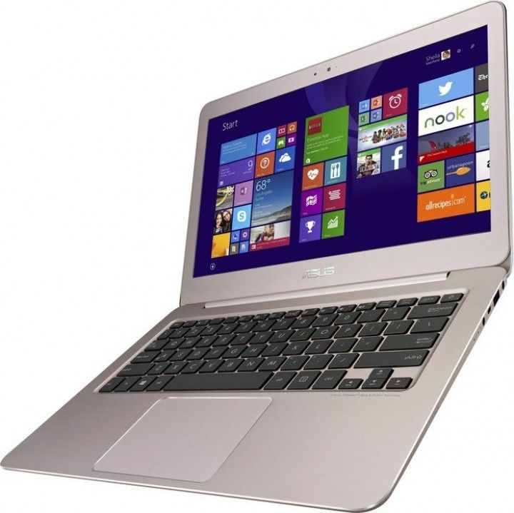 asus zenbook ux305fa fb142h notebook mit 256gb ssd und. Black Bedroom Furniture Sets. Home Design Ideas