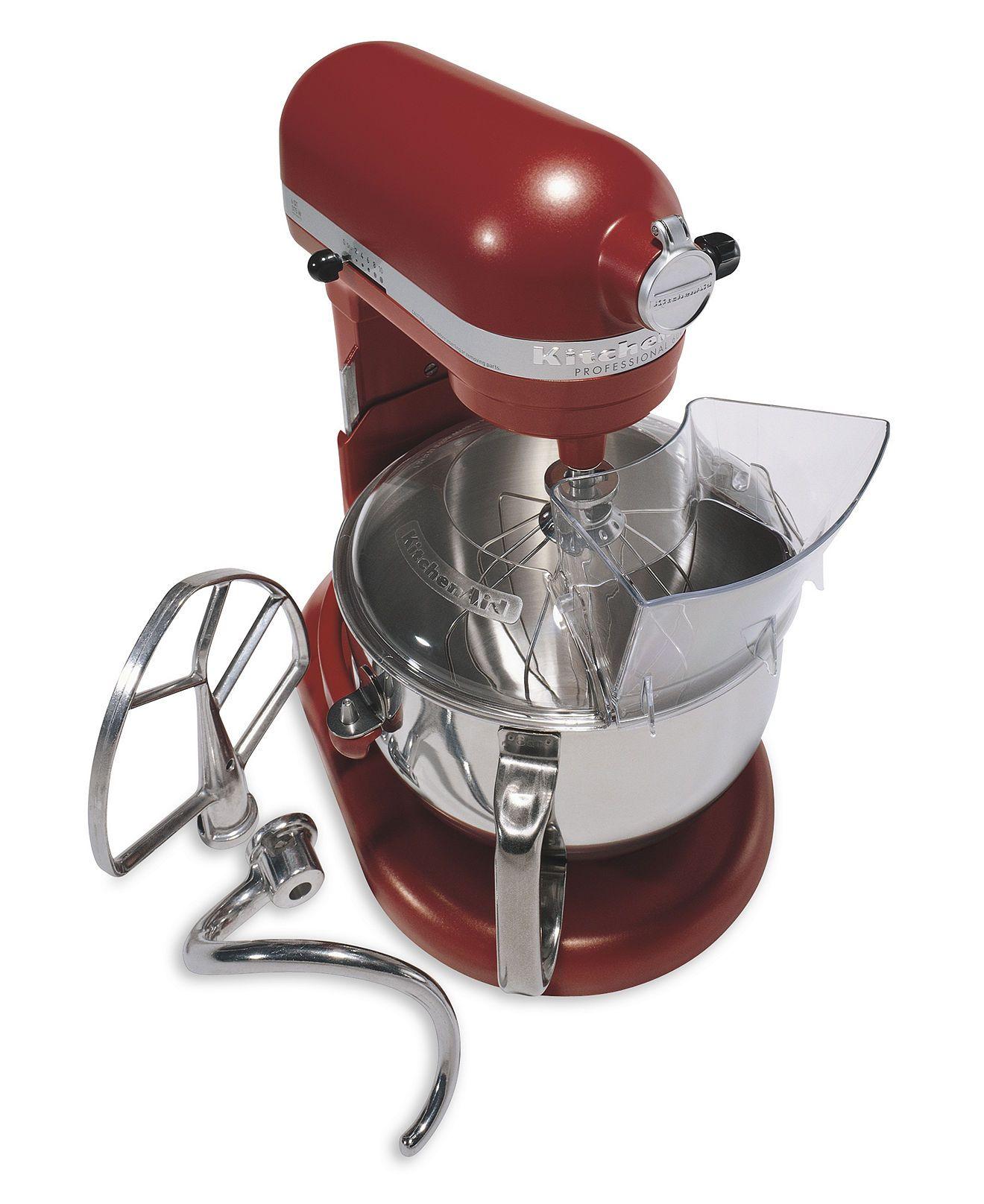 Kitchenaid 6 quart professional 600 stand mixer in empire