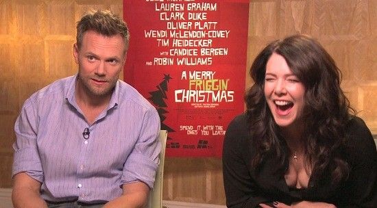 A Merry Friggin Christmas Trailer.A Merry Friggin Christmas Exclusive Joel Mchale Lauren