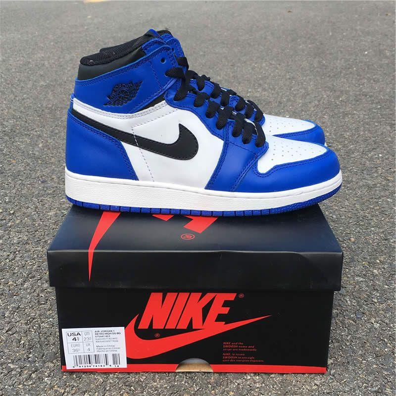 a02de6af4ab9 air jordan 1 retro og game royal blue womens gs shoes 575441 403 detail  images (