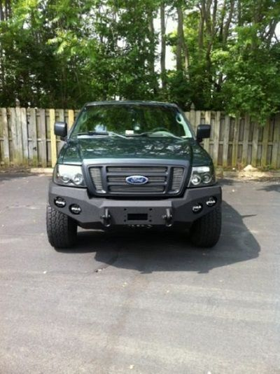 04 08 Ford F150 Front Truck Bumpers F150 Ford Trucks
