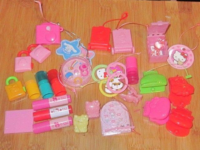 Sanrio Hello Kitty Melody Purin Cinnamoroll Trinkets Magnets