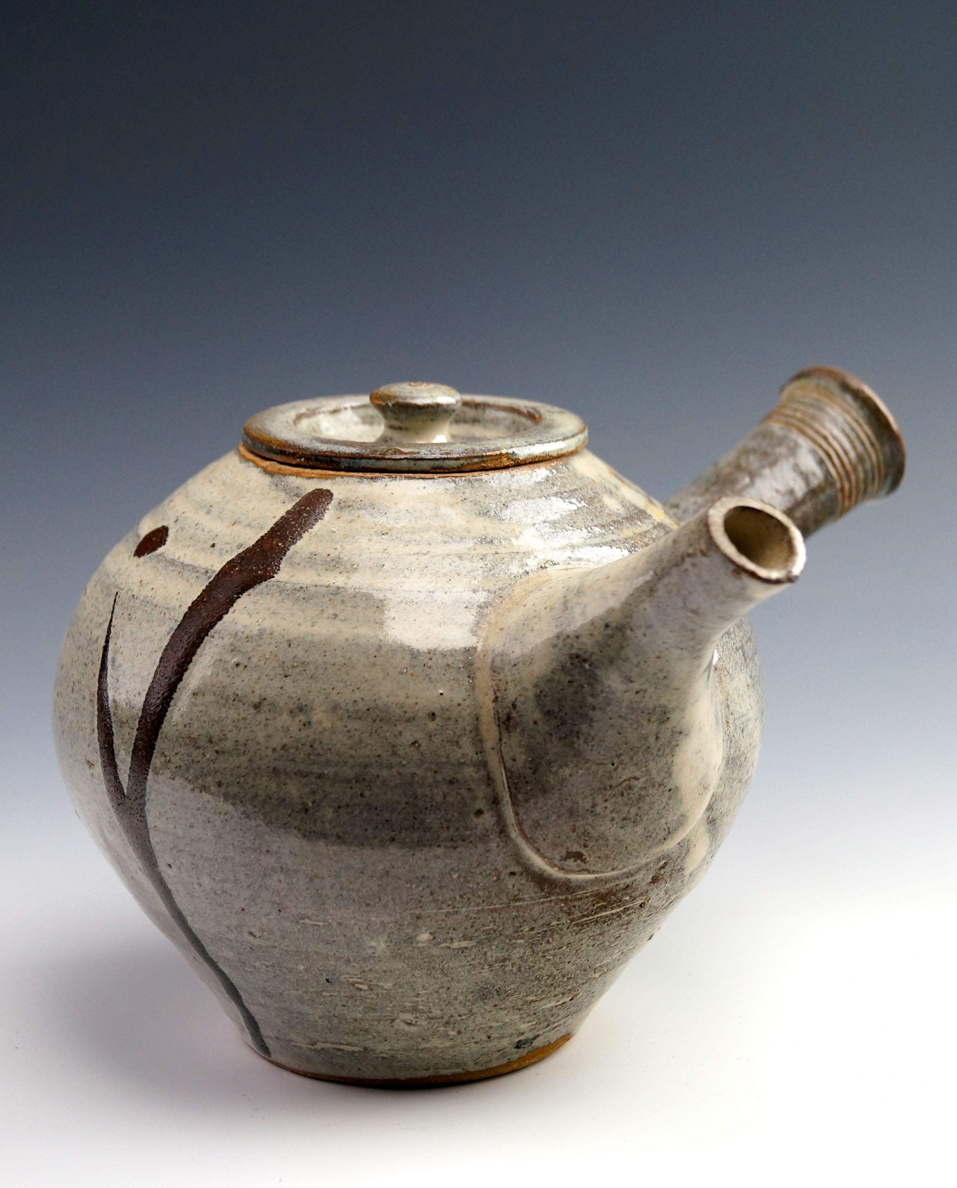 John bedding leach pottery teapot pottery tea pots tea