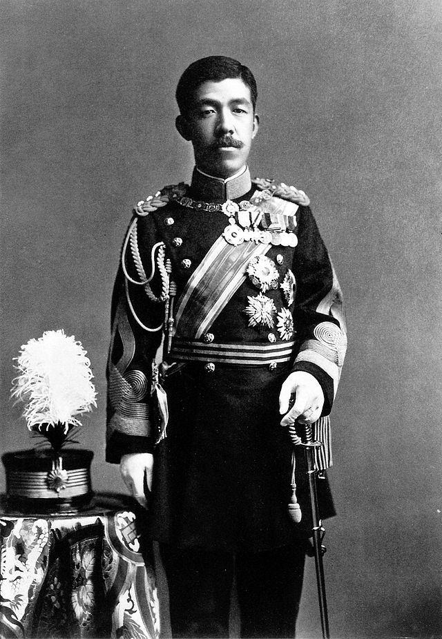 Emperor Taishō -1912-1926