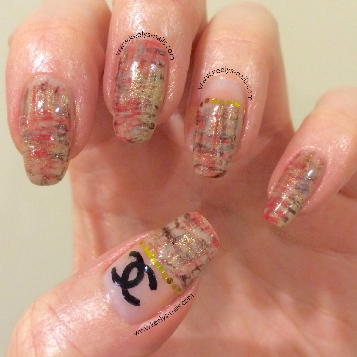 Expensive Taste | Expensive taste, Fan brush and Chanel nails