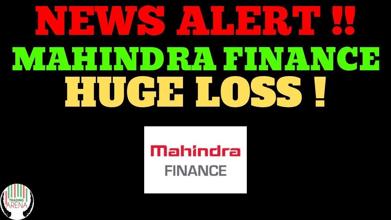 Latest Stock Market News M Mfin Results Stock Market Finance Marketing