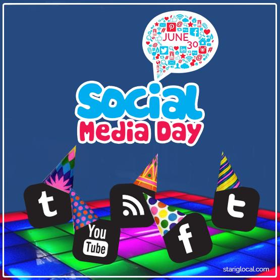Social Media Day 30.06.2016