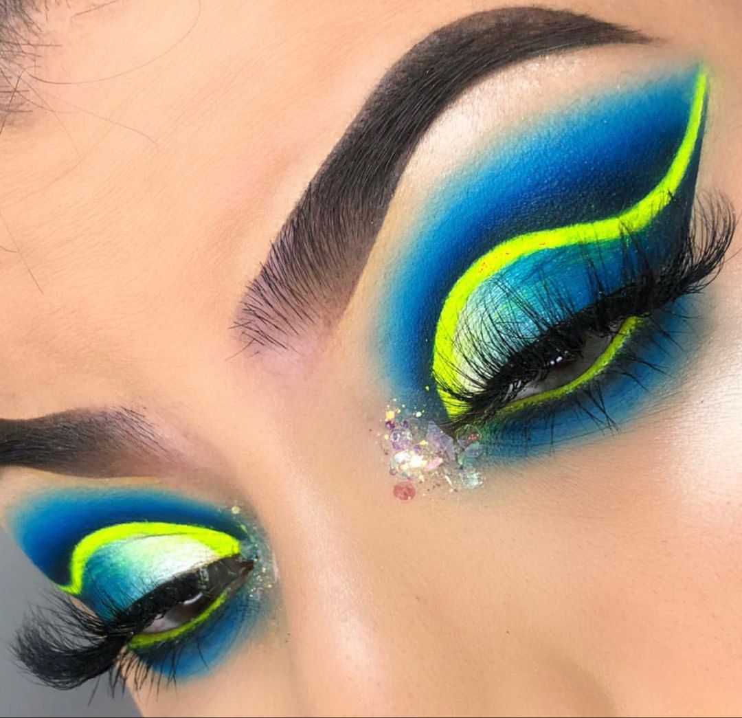 Creative Eye Makeup Looks Creative Eye Makeup Eye Makeup