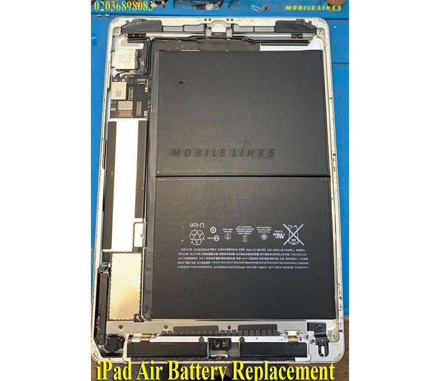 iPad Air Battery Replacement Repair in 2020 Ipad air