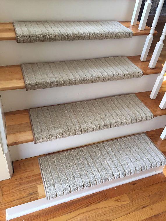 Best Mulberry True Bullnose™ Carpet Stair Tread Beaulieu 400 x 300