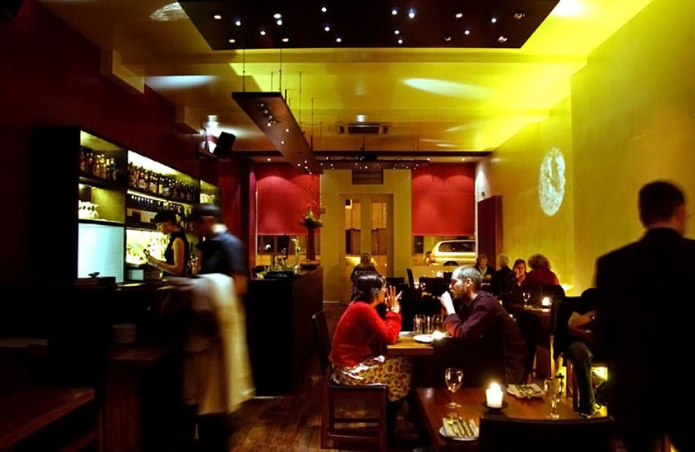David Bann Best Restaurants Gastro Pubs In Edinburgh