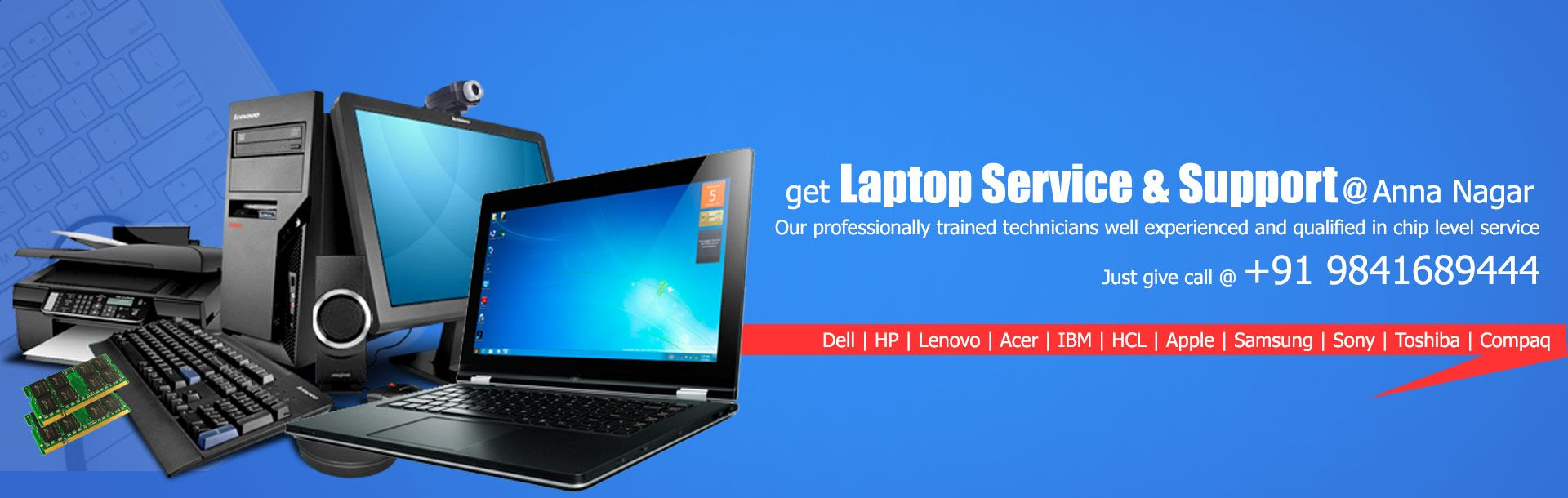 Hp Laptop Service Center In Chennai - Hp Service Center In