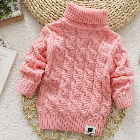 Photo of Kinder Pullover Model