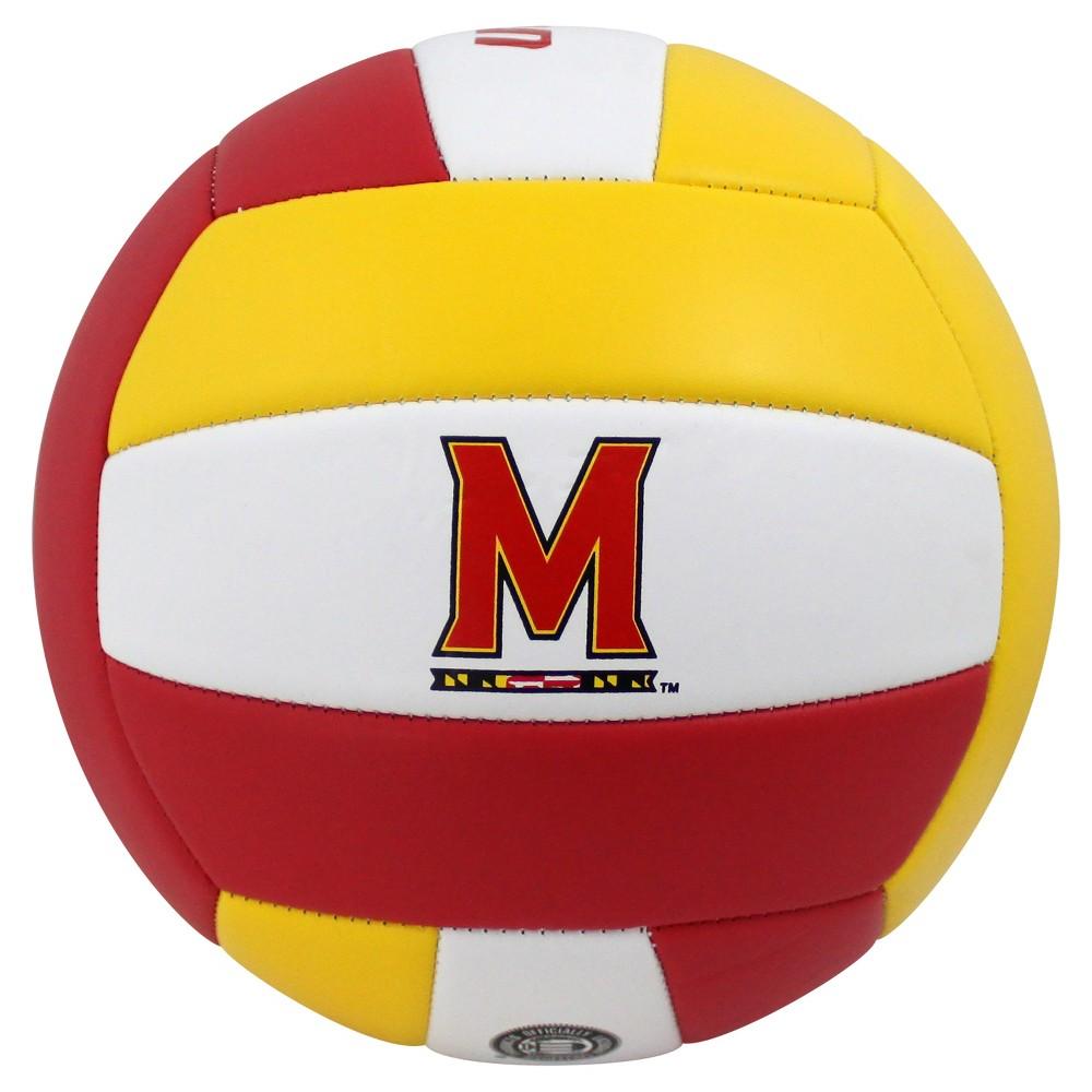 Ncaa Maryland Terrapins Vintage Volleyball Maryland Terrapins Volleyball Skills Mini Footballs